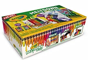 Crayola Crayon Mini Meltdown Gift Set-