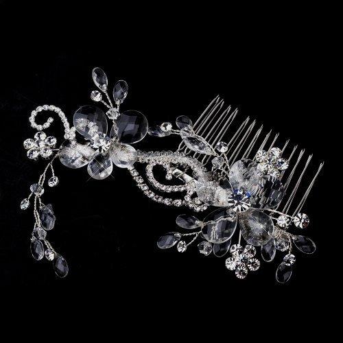 Andy-Swarovski-Crystal-Floral-Hair-Comb-by-Fairytale-Bridal-Tiara