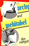 Archy and Mehitabel (0385094787) by Don Marquis