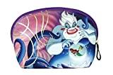 LONDON SOHO NEW YORK Cosmetic Round Top Bag, Large, Disney Villains
