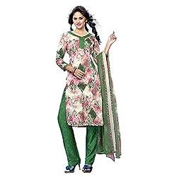 Triveni Women's Crape Salwar Kameez Dress Material (TSHCSSK6754D_Multi)