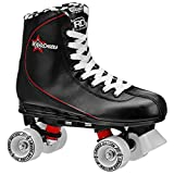br &Nameinternal Roller Star 600 Mens Quad Skate Sz 11, Black