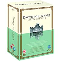Downton Abbey - Series 1-5 on DVD