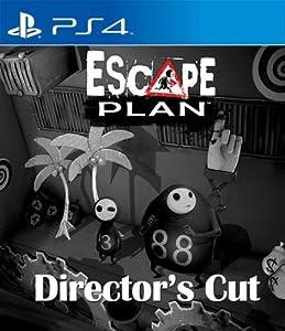 Escape Plan: Director's Cut DLC - PS4 [Digital Code]