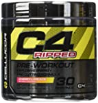 Cellucor C4 Ripped Preworkout Thermog...