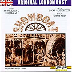 Showboat (1971 London Revival Cast)