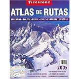 Atlas de Rutas: Argentina, Bolivia, Brasil, Chile, Paraguay, Uruguay
