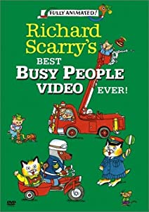 Richard Scarry's Best Busy People Video Ever! (Full Screen)