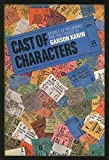 img - for Cast of characters;: Stories of Broadway and Hollywood book / textbook / text book