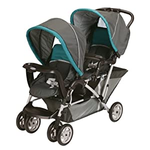 Graco DuoGlider Classic Connect Stroller, Dragonfly by Graco
