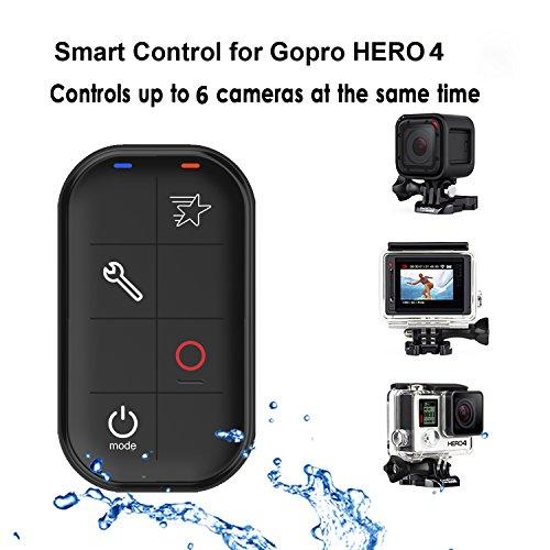 COOSA-Wifi-Smart-Remote-Ferbedienung-fr-Hero5-Hero4-Series-GoPro-Hero4-series-Hero-session-Hero3