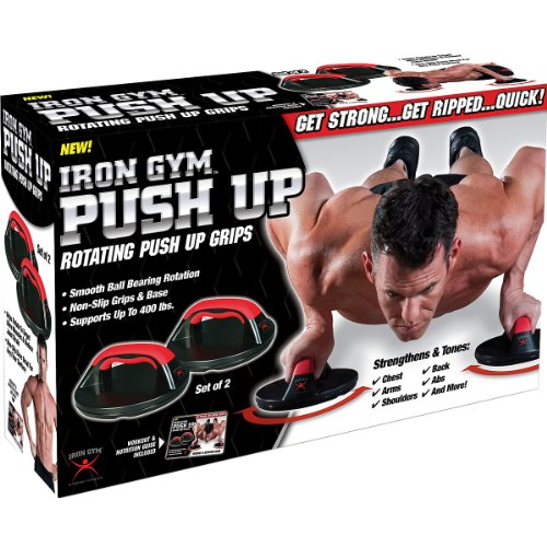 Push Up Pro Iron Gym Workout Pack