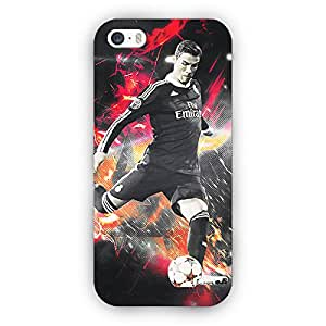 EYP Cristiano Ronaldo Portugal Back Cover Case for Apple iPhone 5S
