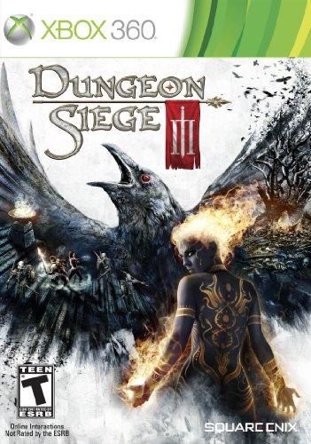 Dungeon Siege Iii - Xbox 360 front-631338