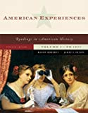 img - for American Experiences, Volume 1 (7th Edition) book / textbook / text book
