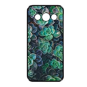 Vibhar printed case back cover for Samsung Galaxy Grand 2 SeaFlowers