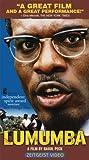 Lumumba [VHS]