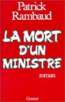 La mort d'un ministre