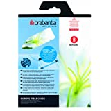Brabantia Colourful Ironing Table Foamback Covers 124x38cmby Brabantia