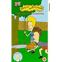 Beavis & Butthead - There Goes The Neighborhood [UK-Import] [VHS]