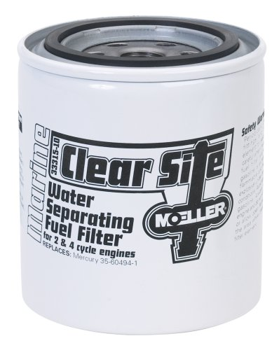 Moeller Clear Site Water Separating Fuel Filter System Replacement Filter