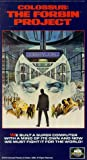 Colossus: Forbin Project [VHS]