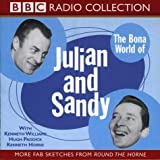 The Bona World of Julian and Sandy: Starring Kenneth Williams, Hugh Paddick & Kenneth Horne (BBC Radio Collection)by Kenneth Williams