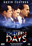 DVD Cover 'Thirteen Days (Einzel-DVD)