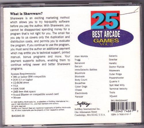 25 Best Arcade Games Vol. 2 - 1