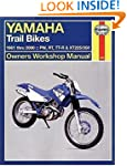 Yamaha Trail Bikes: 1981-2000
