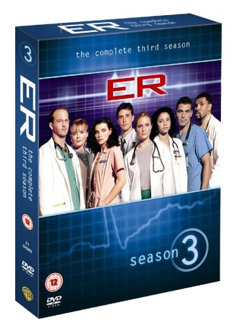 ER: The Complete Third Season [DVD]