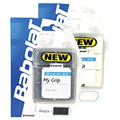 Buy Babolat My Grip OverGrip (3 pack) White by Babolat