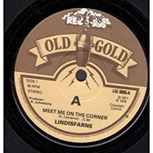 how to play meet me on the corner lindisfarne