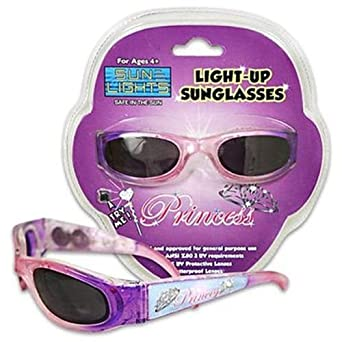Princess Light Up Glasses - Princess Light Up Sunglasses