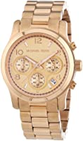 MK5128 Ladies Rose Gold Plated Michael Kors Watch