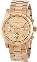 Shopping Michael Kors Watch Women's Rose Gold Plated