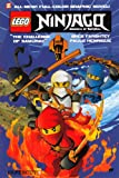 Greg Farshtey The Challenge of Samukai! (Lego Ninjago: Masters of Spinjitzu)