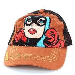 Too Cute Batwoman Cap