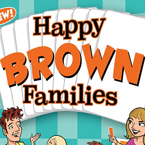 HAPPY BROWN FAMILIES - the brand new Happy Families card game especially for people with the last name Brown!...