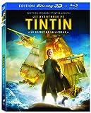 echange, troc Les Aventures de Tintin : Le Secret de la Licorne - Blu-ray 3D active + Blu-ray standard [Blu-ray]