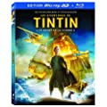 Les Aventures de Tintin : Le secret de la Licorne [Francia] [Blu-ray]