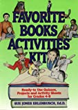 Favorite Books Activities Kit: Ready-To-Use Quizzes, Projects and Activity Sheets for Grades 4-8