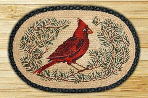 Cardinal Braided Accent Rug