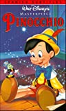 Pinocchio: Spanish Edition (Pinocho) [VHS]