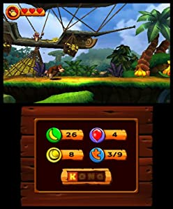 Donkey Kong Country Returns 3D - 3DS [Digital Code] from Nintendo