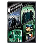 Matrix Coll: 4 Film Favorites