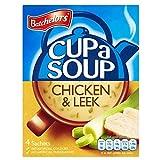 Batchelors Cup a Soup Chicken & Leek (4 per pack - 86g)