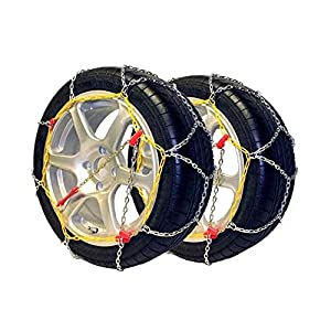 snow chains polarmet size 110 9mm 2 pieces t v gs for. Black Bedroom Furniture Sets. Home Design Ideas