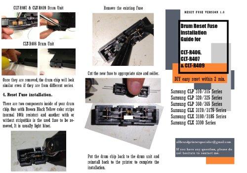 samsung clx 3185fw instruction manual