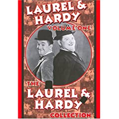 Laurel & Hardy, Vol. 1: The Laurel & Hardy Collection
